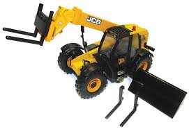 Britains - 42872 - JCB 550-80 Loadall
