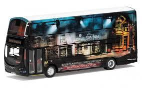 Corgi - OM46513 - Wright Eclipse Gemini 2 Harry Potter Warner Bros. Studio - Shuttle Bus